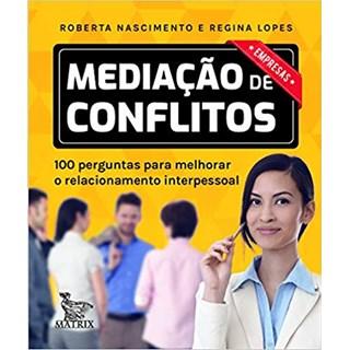 Livro - Mediação de Conflitos - Empresas - Nascimento - Baralho