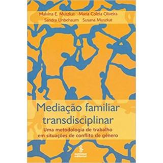 Livro - Mediação Familiar Transdisciplinar - Muszkat - Summus