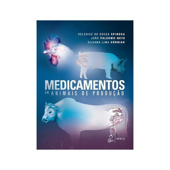 Livro - Medicamentos em Animais de Produção - Spinosa