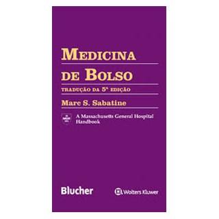 Livro - Medicina de Bolso - Sabatine