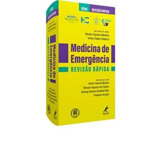 Livro - Medicina de Emergência - Revisão Rápida - USP - Martins***
