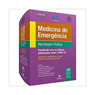 Livro Medicina de Emergência - USP - 15a/2020 - Velasco