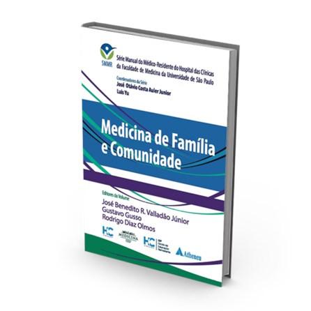 Livro - Medicina de Família e Comunidade - Valladão Júnior