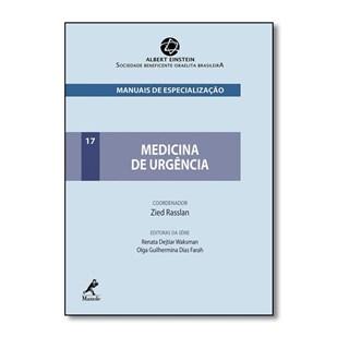 Livro - Medicina de Urgência - Rasslan - Manole
