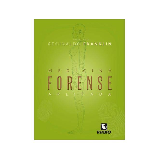 Livro - Medicina Forense Aplicada - Franklin