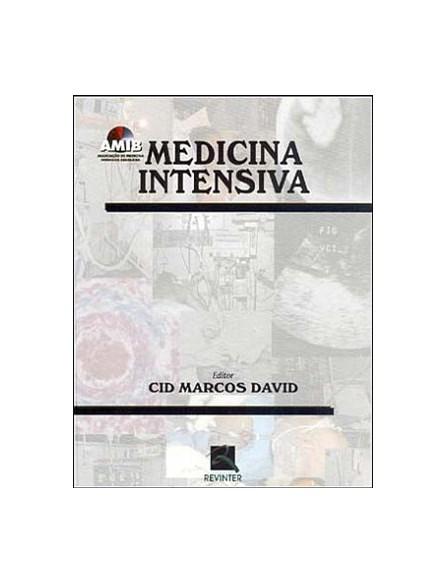 Livro - Medicina Intensiva - AMIB - Cid Marcos David