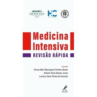 Livro - Medicina Intensiva - Revisão Rápida - Besen 1ª edição