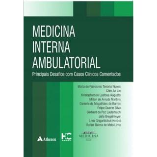 Livro - Medicina Interna Ambulatorial - Nunes