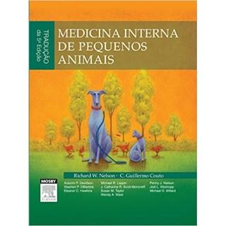 Livro - Medicina Interna de Pequenos Animais - Nelson - 5a. edição