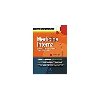 Livro - Medicina Interna - Revisão e Preparação para Provas e Concursos - Zevitz