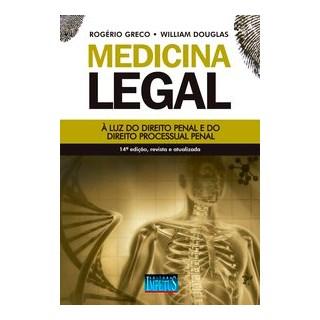 Livro - Medicina Legal - Santos 14º edição