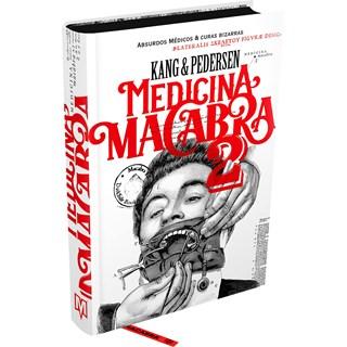 Livro Medicina Macabra 2 - Kang - Darkside