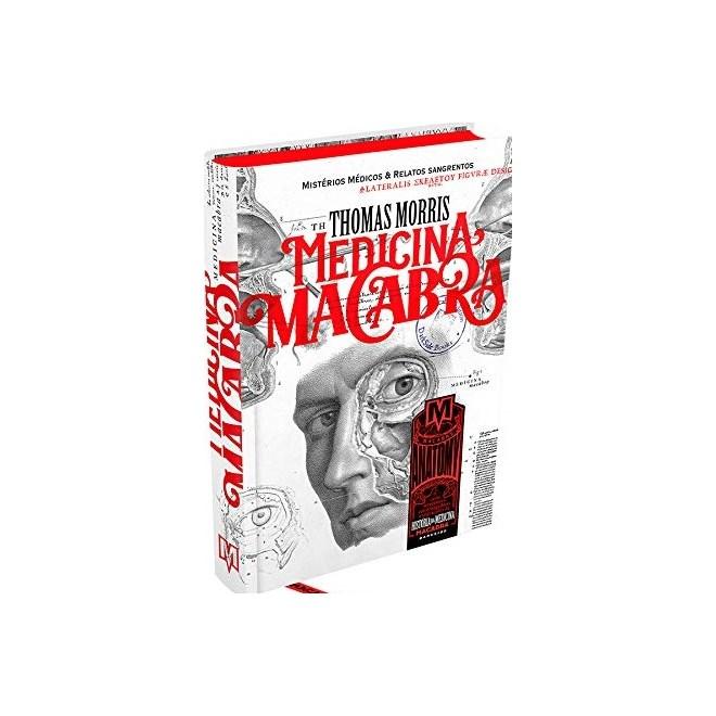 Livro - Medicina macabra - Morris 1º edição