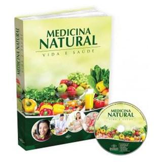 Livro - Medicina Natural - Vida e Saúde - Equipe DCL 1ª edição