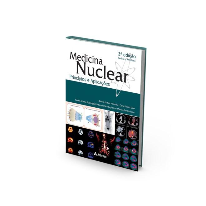 Livro - Medicina Nuclear Princípios e Aplicações - Sapienza