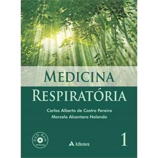 Livro - Medicina Respiratória - 2 Volumes - Pereira