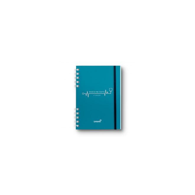 Livro - Medicine Note 2.0 - 2ª Edição - Sanar