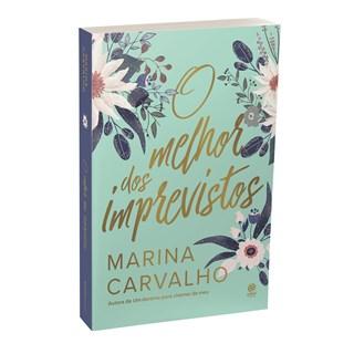 Livro Melhor dos Imprevistos, O - Carvalho - Astral Cultural