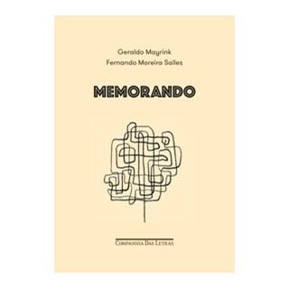 Livro - Memorando (Nova edição) - Mayrink 2º edição