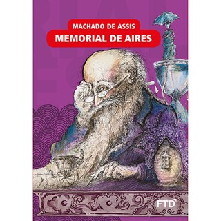 Livro - Memorial de Aires - Machado de Assis - FTD