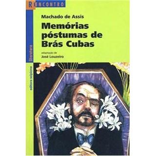 Livro - Memórias Póstumas de Brás Cubas - Assis