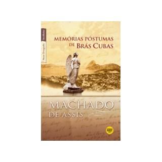 Livro Memórias Póstumas De Brás Cubas -Machado de Assis - Best Bolso