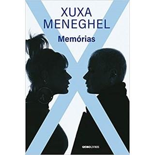 Livro Memórias - Xuxa Meneghel - Globo