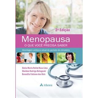 Livro - Menopausa - O Que Você Precisa Saber - Lima