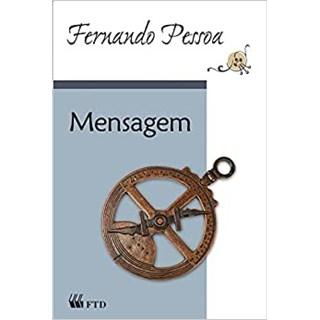 Livro Mensagem - Fernando Pessoa - FTD