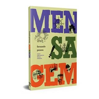 Livro Mensagem - Fernando Pessoa - Panda Books