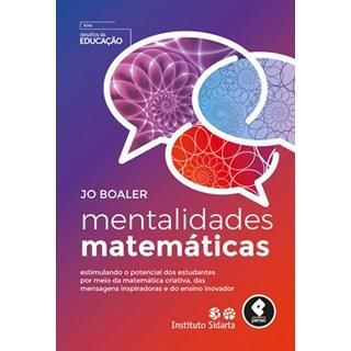 Livro - Mentalidades Matemáticas - Boaler