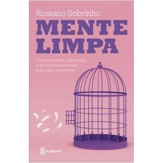 Livro - Mente Limpa - Sobrinho - Planeta