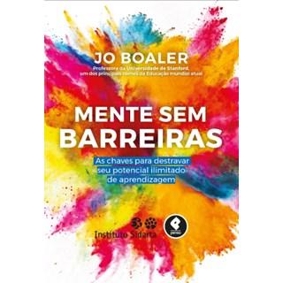 Livro - Mente sem Barreiras - Boaler