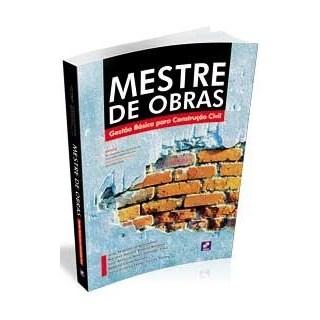Livro - Mestre de Obras Gestão Básica Para Construção Civil  - Salgado