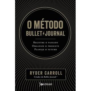 Livro - Método Bullet Journal - Carroll