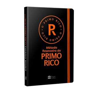 Livro Método Financeiro do Primo Rico - Nigro - Hapercollins