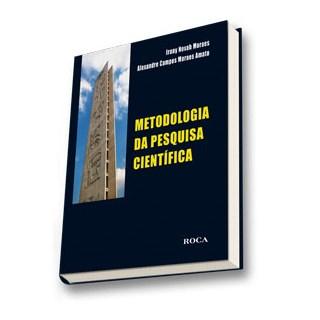 Livro - Metodologia da Pesquisa Científica - Moraes