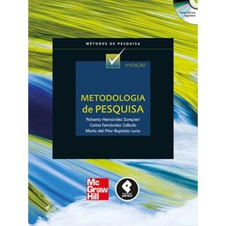 Livro - Metodologia de Pesquisa - Sampieri - Penso