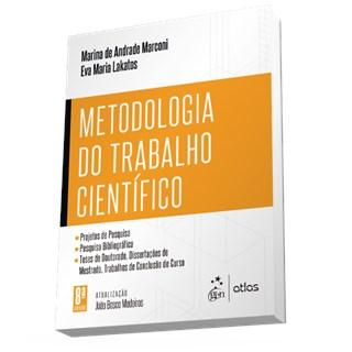 Livro - Metodologia do Trabalho Científico - Marconi