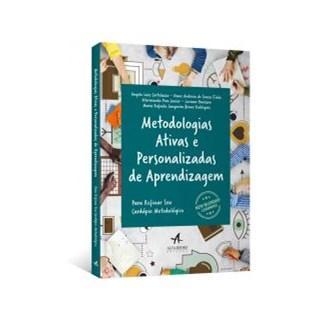 Livro -Metodologias Ativas e Personalizadas de Aprendizagem - Cortelazzo