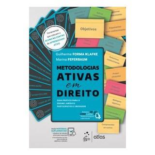 Livro - Metodologias Ativas em Direito - Feferbaum 1º edição