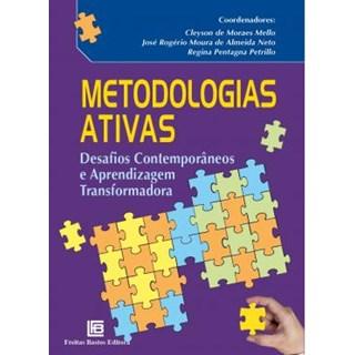 Livro - Metodologias Ativas - Mello