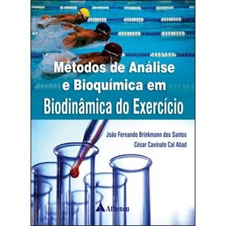 Livro - Métodos de Análise e Bioquímica em Biodinâmica do Exercício - Santos