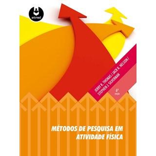 Livro - Métodos de Pesquisa em Atividade Física - Thomas; Nelson; Silverman