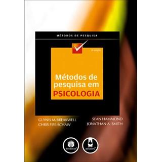 Livro - Métodos de Pesquisa em Psicologia - Breakwell