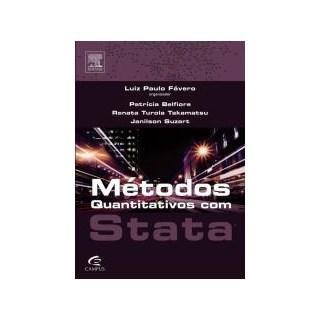 Livro - Métodos Quantitativos com Stata - Fávero