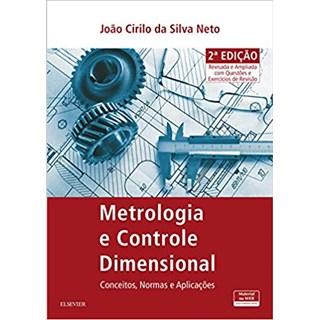 Livro - Metrologia e Controle Dimensional - Neto