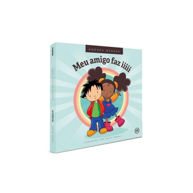 Livro - Meu Amigo Faz iii - Werner