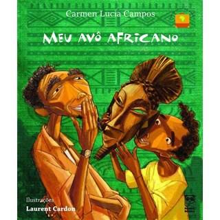 Livro - Meu Avô Africano - Lúcia - Panda Books