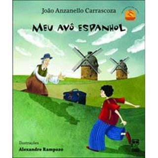 Livro - Meu Avô Espanhol - Anzanello - Panda Books